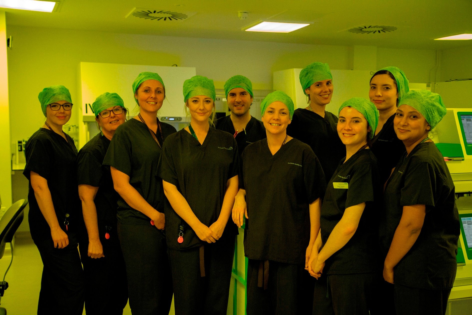 Podcast image - Embryology Team
